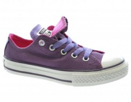 converse ct dbl tng ox 645240c elderberry kids kid