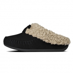 fitflop women the cuddler black