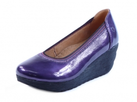 attic purple patent 40864