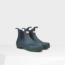 20140820011255ORG_MDN_AW14_WFS1020RTT_productwomen's original chelsea boots midnight