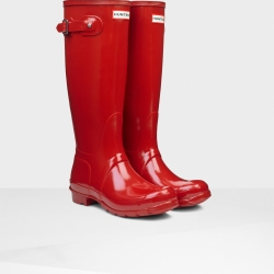 20140820091932ORG_MLR_AW14_WFT1000RGL_productwomen's original tall gloss wellington boots military red