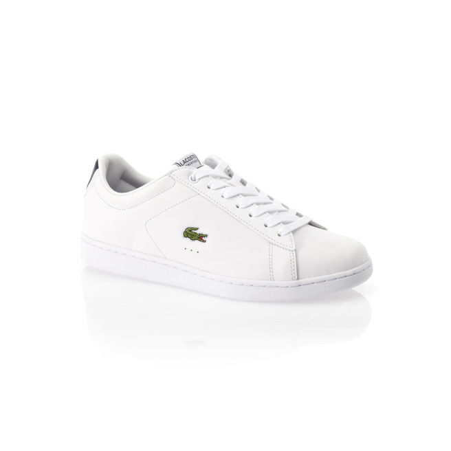 carnaby evo leather sneakers white-white