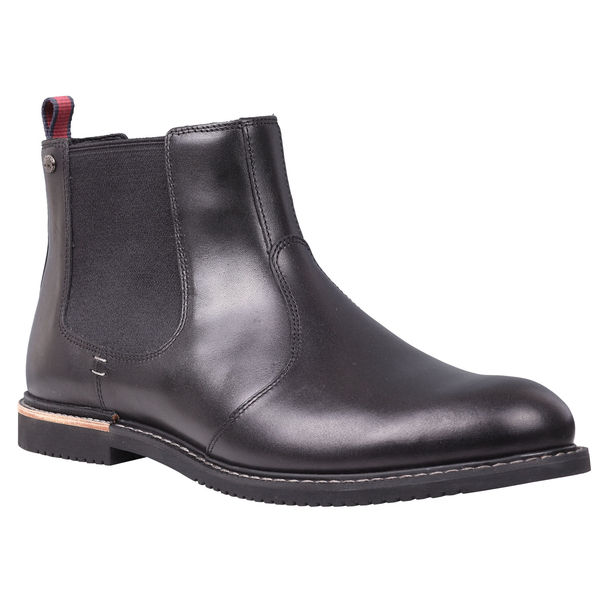 Men's Earthkeepers Brook Park Chelsea BLACK SMOOTH