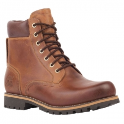 Men's Heritage Classic 6 Inch Boot COPPER ROUGHCUT WP