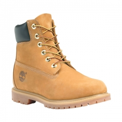 Women's Earthkeepers ICON 6 Inch Boot WHEAT NUBUCK