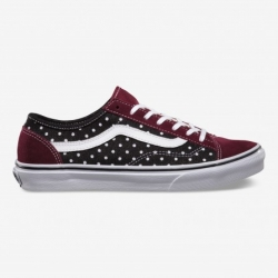 VXI8DYG STYLE 36 SLIM SHOES WASHED DOTS PORT ROYAL