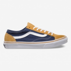VXI8DPA STYLE 36 SLIM SHOES Amber Gold-Dark Denim