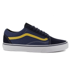 u Old Skool suede-canvas